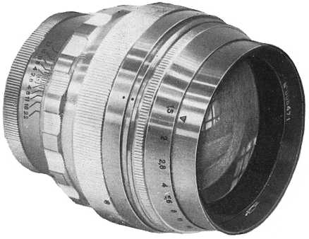 Аналог оптической схемы
