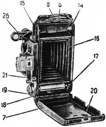 2. — Передняя крышка