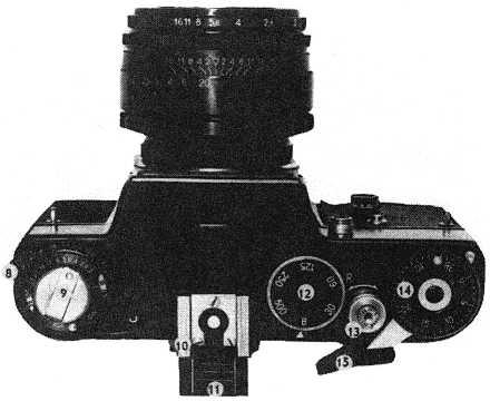 Zenitcamera: руководство на фотоаппарат зенит-ет.